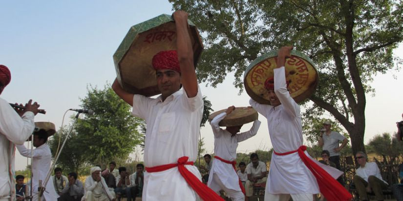 Drum-Dance-of-Rajasthan